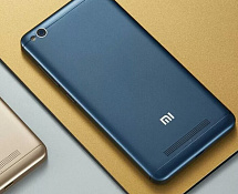 Xiaomi redmi 4a (16gb) 5 500₽